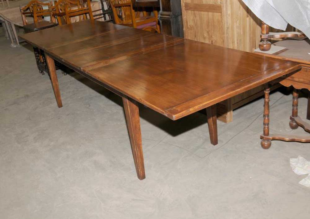 10 ft Extending Refectory Table Kitchen Farmhouse Diner
