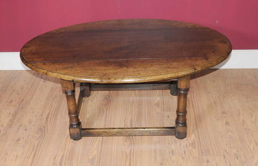Oak Farmhouse Coffee Table Refectory Tables